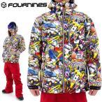 スノボウェア メンズ スノージャケット スノーボードジャケット FOURNINES レディス スノーウェア 4N-1601