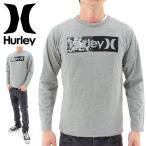 ショッピングhurley 「セール」ハーレー メンズロンT Hurley Tシャツ 長袖 カットソー Tシャツ MTLSPHFS5