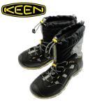 キーン ウィンターポート KEEN WINTERPORT II WP ブラック/ガーゴイル キッズ 子ども 子供靴 長靴 長くつ 雪 大雨 防雪 防寒 保温 防水透湿 抗菌防臭