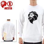 「セール」NESTA 長袖Tシャツ ネスタ メンズロンT LS1502F