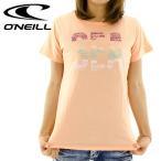 オニール 半袖 プリントTee レディース Tシャツ ONEILL クルーネックTシャツ シンプル サーフアパレル