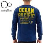 「セール」OCEAN PACIFIC バックプリント ロンT オーピー 「535092」 OP 長袖 Tシャツ