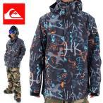 セール クイックシルバー メンズ スノーウェア スノボジャケット QUIKSILVER スノーボード EQYTJ03088