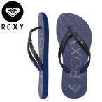 ロキシー ガールズ RG VIVA GLITTER ビーチサンダル ROXY ビーサン ARGL100113 キッズ ネイビー NVY 紺色 キラキラ 販売 通販 人気