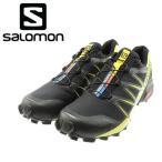 ショッピング登山 SALOMON サロモン スピードクロスプロ  軽登山シューズ トレイルランニングシューズ SPEEDCROSS PRO L38312200