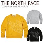 ノースフェイス トレーナー THE NORTH FACE メンズ レディース CAMPANA SWEATSHIRTS カンパーナ スウェットシャツ NM5MK02J/K/L ウェア 新品未使用 新古品