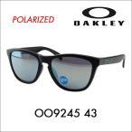 期間限定20%off オークリー OAKLEY OO9245-43 FROGSKINS フロッグスキン アジアフィット 偏光 サングラス メガネフレーム 伊達メガネ 眼鏡