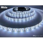 ledテープライト 5050 5m 12v用 SMD ホワイト白 300白ベース  車 防水 間接照明 1年保証