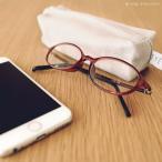 老眼鏡 おしゃれ 女性 ブルーライトカット 男性 軽量 アイウェアエア オーバル クランベリー 老眼鏡に見えない