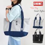 CHUMS チャムス ポップカラー スウェット トートバッグ ナイロン ショルダー ch60-0686 ユニセックス メンズ レディース スウェット