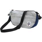 チャムス バック CHUMS ショルダー バナナショルダー スウェット ショルダーバッグ