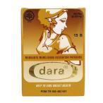 ダラピル DARA PILL バストアップ・美乳 ジャムウ サプリメント 3個セット