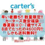 春夏版福袋0-7歳サイズ 数量限定 carter'sのベビー・キッズ商品が1点なんとたったの575円 ...