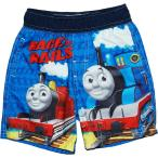 きかんしゃトーマス水着 男の子用機関車トーマスRACE the RAILS海水パンツ 出産祝いプレゼント スイムウェア