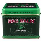 ●Bag Balm バッグバーム 保湿クリーム 226g(8oz) Vermont's Original Hand & Body バーモントオリジナル