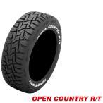 【送料無料】【最新入荷品】 TOYO TIRES OPEN COUNTRY R/T 165/60R15 77Q トーヨータイヤ オープンカントリー R/T 165/60-15