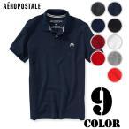 エアロポステール メンズ ポロシャツ A87 Solid Pique Polo(4289)