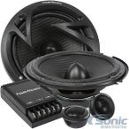 EF-60C Max500W 2-Way 16.5cm Power Acoustik パワーアコースティック