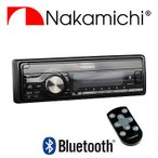 NA851 Bluetooth内蔵/50Wx4アンプ内蔵/USB/AM/FM/MP3/AUX-IN ナカミチ Nakamichi