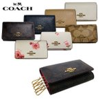 コーチ キーケース COACH 新品 ラッピング可能 プレゼントに最適