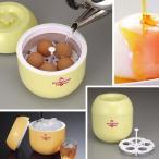 温泉卵 温泉たまご 作る 簡単 製造器 レシピ たま5ちゃん