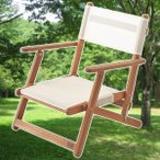 折り畳み椅子 アウトドア 軽量 キャンプ 木製 おしゃれ コンパクト スリム 携帯 軽い 折りたたみ椅子 折りたたみチェア ガーデンチェア