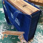 ガーデンテーブル 木製 折りたたみ 収納バッグつき フォールティングテーブル キャンプ アウトドア