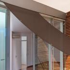 日よけシェード ベランダ オーニング 窓 110×90cm