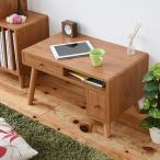 パソコンテーブル おしゃれ ロータイプ ローデスク 座卓 コンパクト 木製 かわいい 北欧 収納 引き出し 一人暮らし