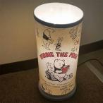 【5のつく日キャンペーン!ポイント5倍】 卓上ライト 床 照明 プーさん Disney おしゃれ テーブルライト