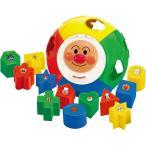アンパンマン NEWまるまるパズル ジョイパレット 175894 知育玩具 おもちゃ ベビー玩具 1歳半【送料無料(北海道、沖縄、離島は配送不可)】