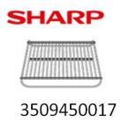 ◆SHARP ウォーターオーブン用 調理網◆◆◆シャープ ヘルシオ◆◆部品コード:3509450017■新品 対応機種:AX-1000  AX-2000-B  AX-2000-R