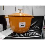 ストウブ 炊飯器 マスタード ラ ココット DE GOHAN M 16cm 40505-300 鍋