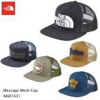 メッセージメッシュキャップ THE NORTH FACE ノースフェイス キャップ/帽子/野球帽