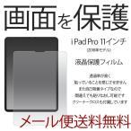 iPad Pro 11 iPad 2017 10.5 12.9インチ フィルム 液