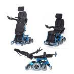 電動直立と電動走行、介護アシストも可能 電動スタンディング車椅子 電動立ち車椅子 ドラコ DRCAO