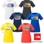 ショッピングノースフェイス ノースフェイス THE NORTH FACE Tシャツ レディース カラフルロゴティー NTW31553 女性