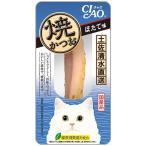 チャオ 焼かつお ほたて味 1本入り (キャットフード/
