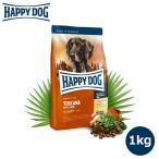 HAPPY DOG センシブル トスカーナ(サーモン&ダック)ウェイトケア 1kg (HAPPY DOG/ドッグフード/ドライフード/成犬用/プレミアムフード/ペットフード)