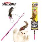 じゃれ羽 チューバード ゆらゆらバンジー ■ 猫用 ドギーマンハヤシ キャット ねこ ネコ 猫じゃらし じゃらし TOY おもちゃ オモチャ 玩具