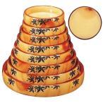 寿司桶(すし桶)DXタイコ桶・香林紅葉7寸(1人用)
