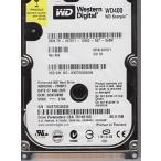 WD800BEVE-22UYT0, DCM FHYTJBBB, Western Digital 80GB IDE 2.5 Hard Drive 輸入品