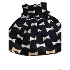 ケイトスペード Kate Spade Gap BabyGap Bow Print Dress designer GapKids size 2 2T year diaper cover 輸入品