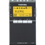 ショッピングラジオ 東芝 AM/FMスリムラジオ ポケットラジオ 小型ラジオ
