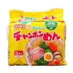 イトメン チャンポンめん 5食入×6個セット /インスタントラーメン (毎)
