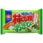亀田製菓 亀田の柿の種わさび6袋 182g×12個セット/