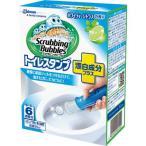 スクラビングバブル トイレスタンプ漂白成分プラスホワイティーシトラスの香り38g/ スクラビングバブル 洗浄剤 トイレ用 (毎)