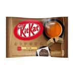キットカット ミニ オトナの甘さ ほうじ茶 12枚×12個セット/キットカット