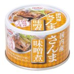 HOKO さんま味噌煮 国内産さんま使用 12缶