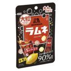 大粒ラムネ スーパーコーラ&レモン 38g×10個セット /大粒ラムネ